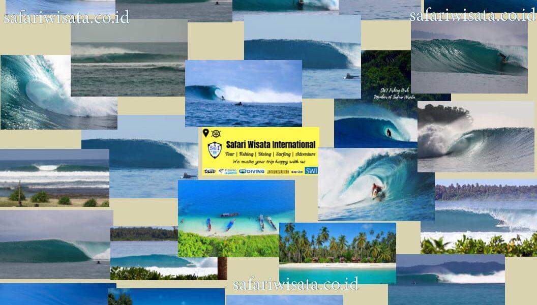 10 Pantai Tujuan Selancar di Aceh Terbaik