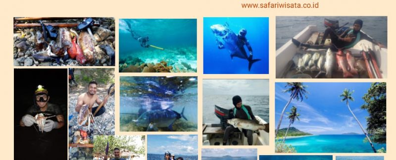 spearfishing aceh sabang