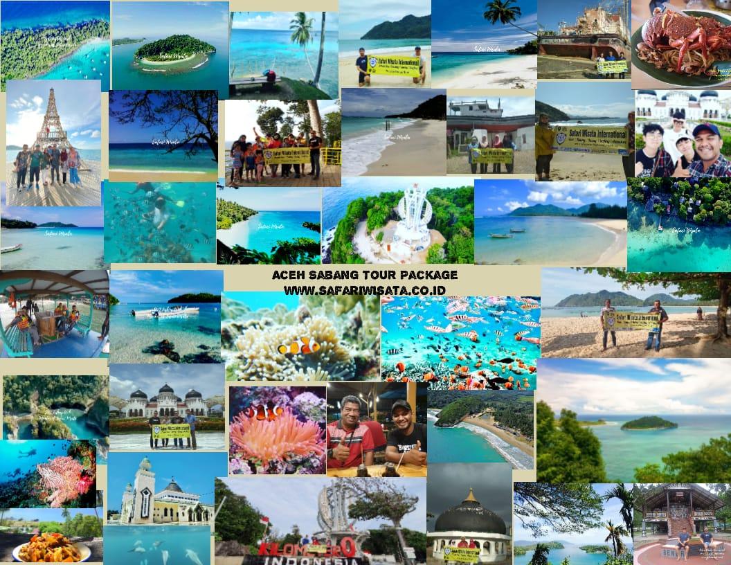 Paket Wisata Sabang & Aceh 4 Hari 3 Malam