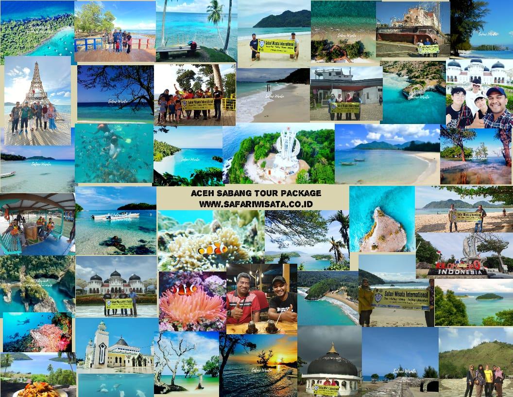 Paket Wisata Sabang & Aceh 5 Hari 3 Malam