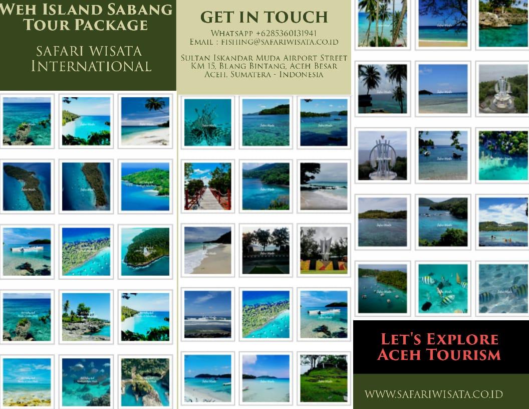 Paket Wisata Sabang dan Aceh 3 Hari 2 Malam
