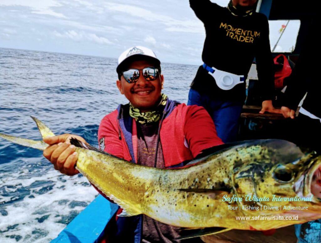 mancing di pulau aceh
