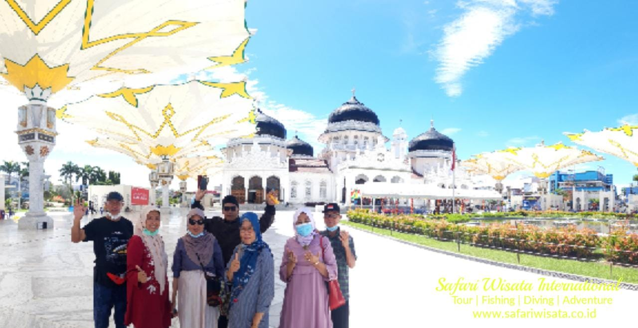 Paket Wisata Banda Aceh 3 Hari 2 Malam